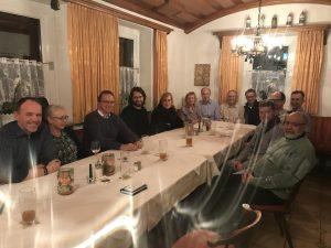 Treffen des Imkernetzwerks am 31. Januar 2018