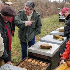 Annette und Jos Guth – Bienenzucht in Luxembourg