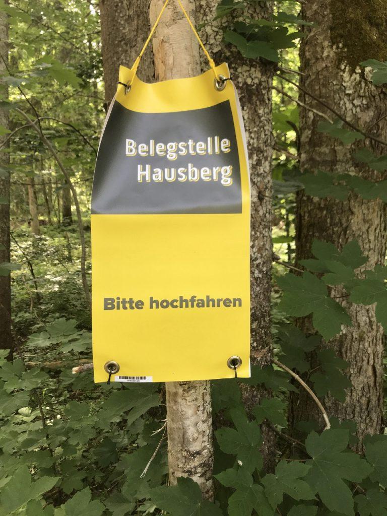 Belegstelle Hausberg